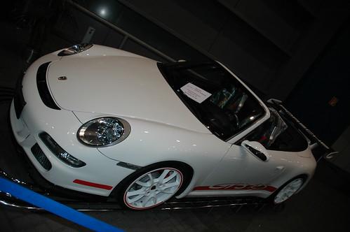 Porsche 997 GT3 RS Soft Top Conversion