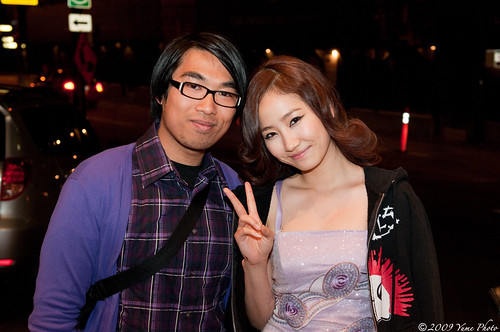 Me & Ye Eun
