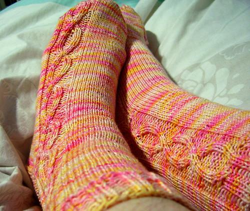 a.m. Socks $5.00