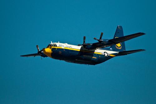 Fleet Week 2009 - Blue Angels