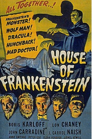 House of Frankenstein 2