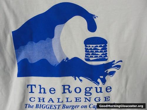 Rogue Burger Challenge