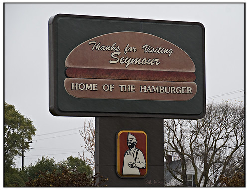 Seymour - Home of the Hamburger