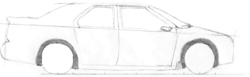 Drawing cars, version 0.0.2