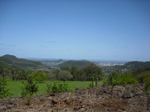 Vista do mirante da Estrada Bela Vista - 6 por você.