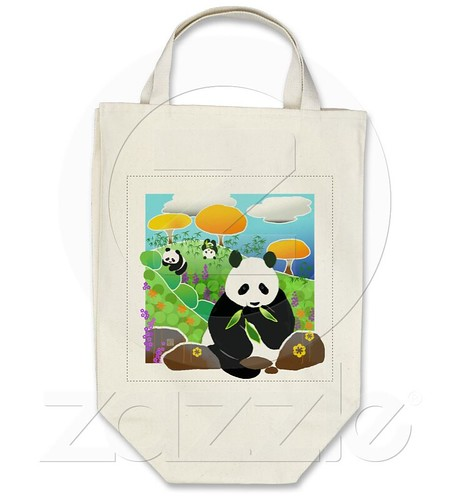 MOTHER'S WORK IS NEVER DONE...new panda design at Zazzle by you.