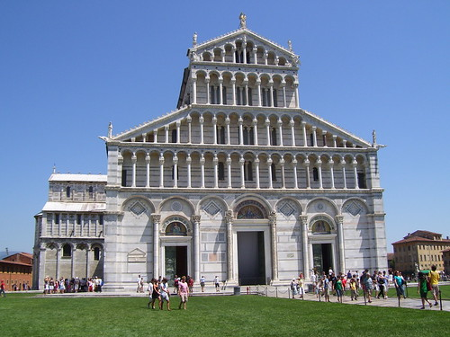 Cathedral in Pisa