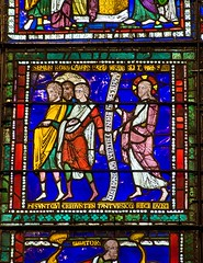 The Pharisees Turn Away from Christ - medieval...