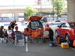 """CFL Tailgating 1 • <a style=""""font-size:0.8em;"""" href=""""http://www.flickr.com/photos/9516353@N03/4035749815/"""" target=""""_blank"""">View on Flickr</a>"""