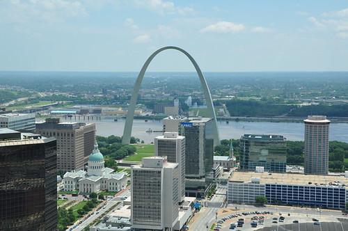 Down Town St Louis.