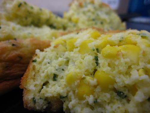 Corn & Chive Spoonbread