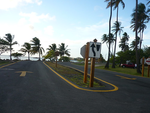 Driving on the left in Puerto Rico??