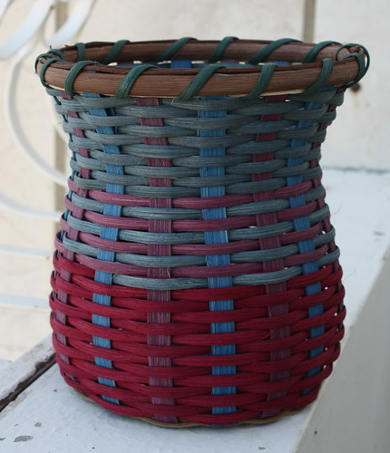 My first basket
