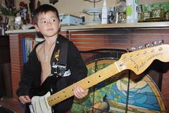 Fredaro, Lead guitar [ Explored ]