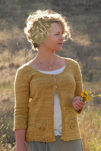 Wildflower Cardigan