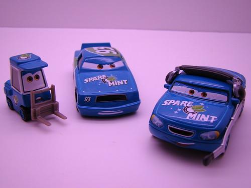 CARS Team Spare O Mint opened (5)