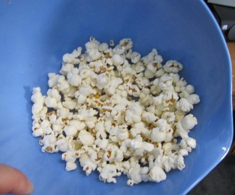 My popcorn