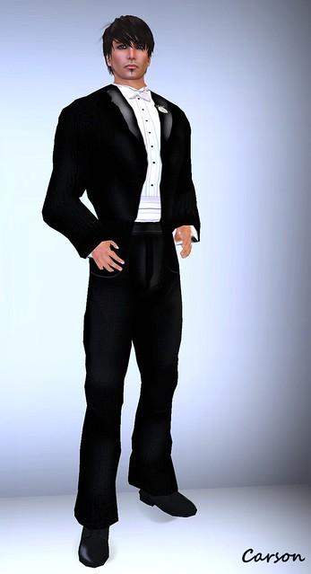 Earthly Delights Tuxedo9