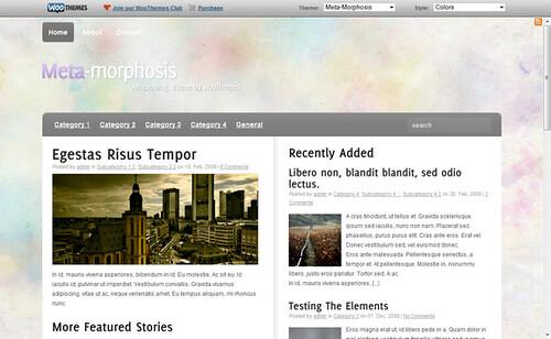Meta-Morphosis