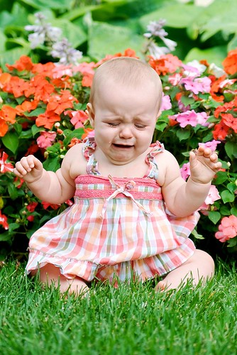 there is something about a crying baby you have to love