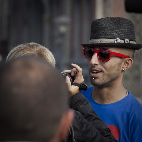Flash Mob : A Dance Tribute to Michael Jackson, Liege (photo : frederic Giet)