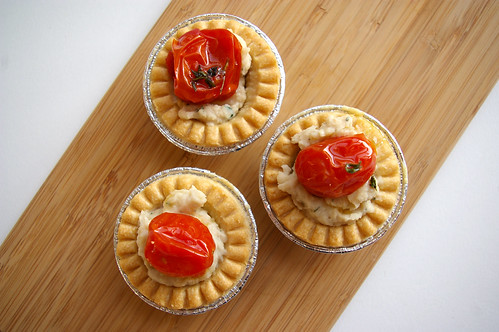 Trio of Tartlets