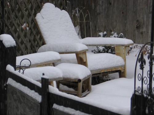 Winter in Boise
