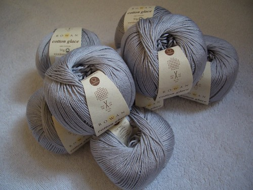 Rowan Cotton Glace - Dawn Grey