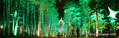Enchanted Forest @ Rothbury 2009