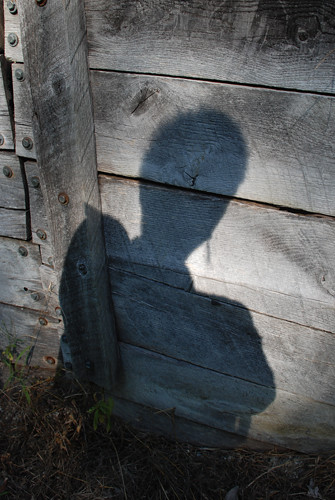 self portrait (c) Lynne Medsker