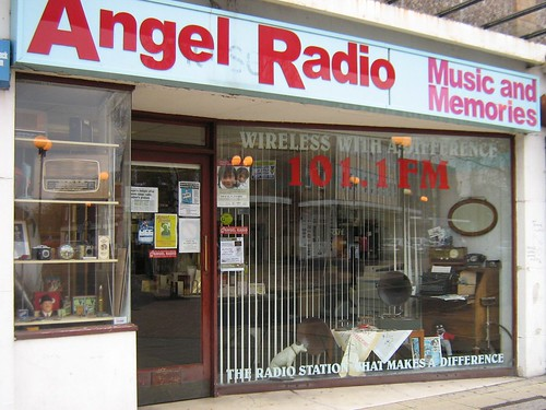 Angel Radio HQ in Havant