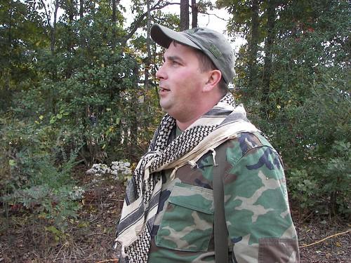 NATO C.O. Joey Preacher Brunner