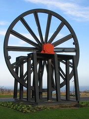 Sheave Wheel, Brotton Roundabout