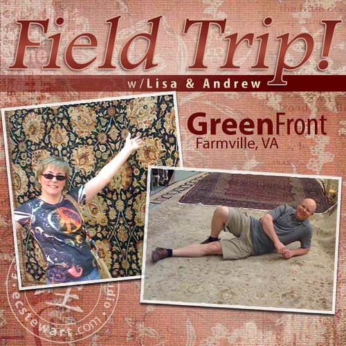 Field Trip: GreenFront