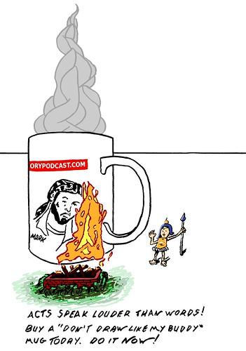 Art & Story Mug