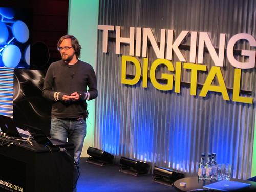 TDC: Jer Thorpe on data visualisation