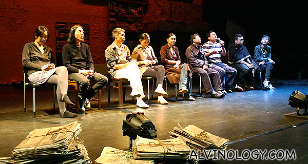 Key cast and crew of HERstory