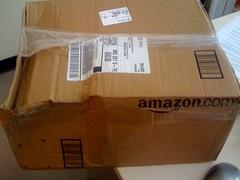 Amazon Box Damage
