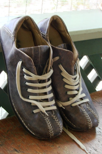 My New Kicks from Second Hand by you.
