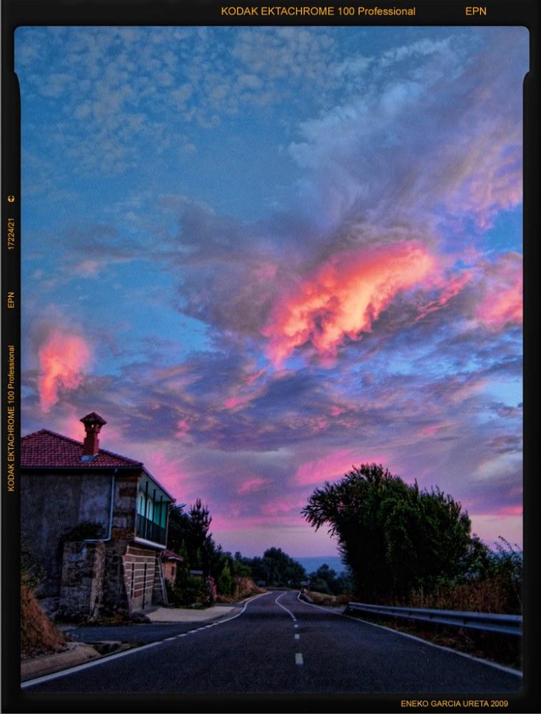 Fotografiando nubes (1/6)