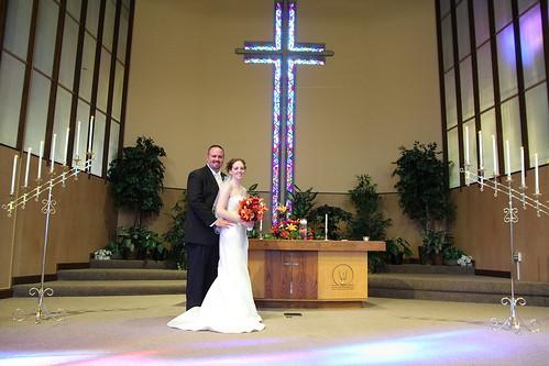 Megan and Bryan 0818