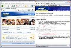 Antel Vs Firefox