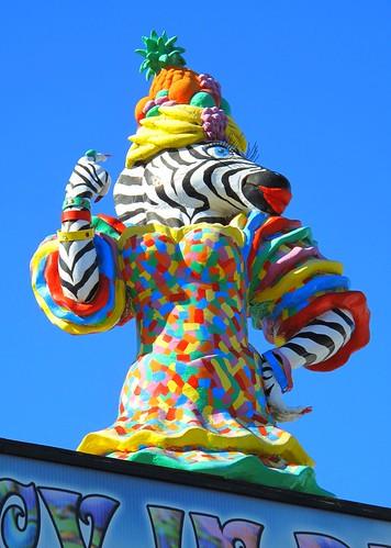 SoCo zebra I