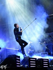 Brandon Flowers - The Killers live in Rome