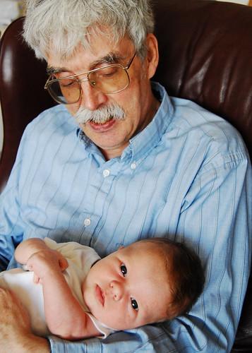 Grandpa Marston.