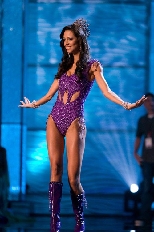 Traje Típico de Miss Canada