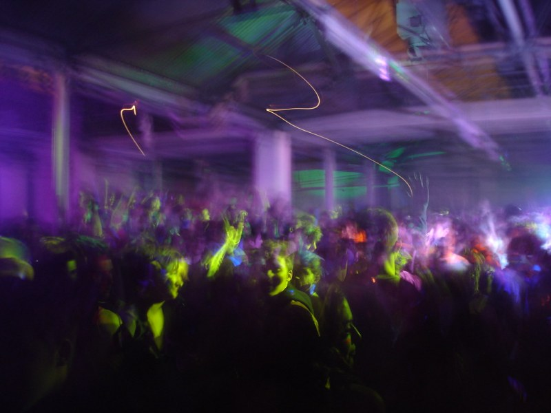 Warehouse rave by Goodnight London, on Flickr