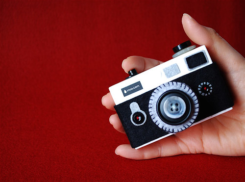 Mini Moo Box Camera