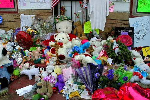 Michael Jackson Memorial 6