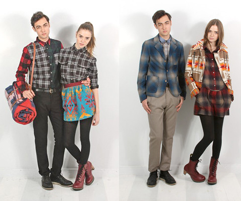 a 2009 collaboration between Pendleton and the Opening Ceremony boutique